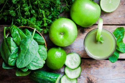 grüne säfte