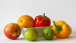 frisches Obst für Quetschies