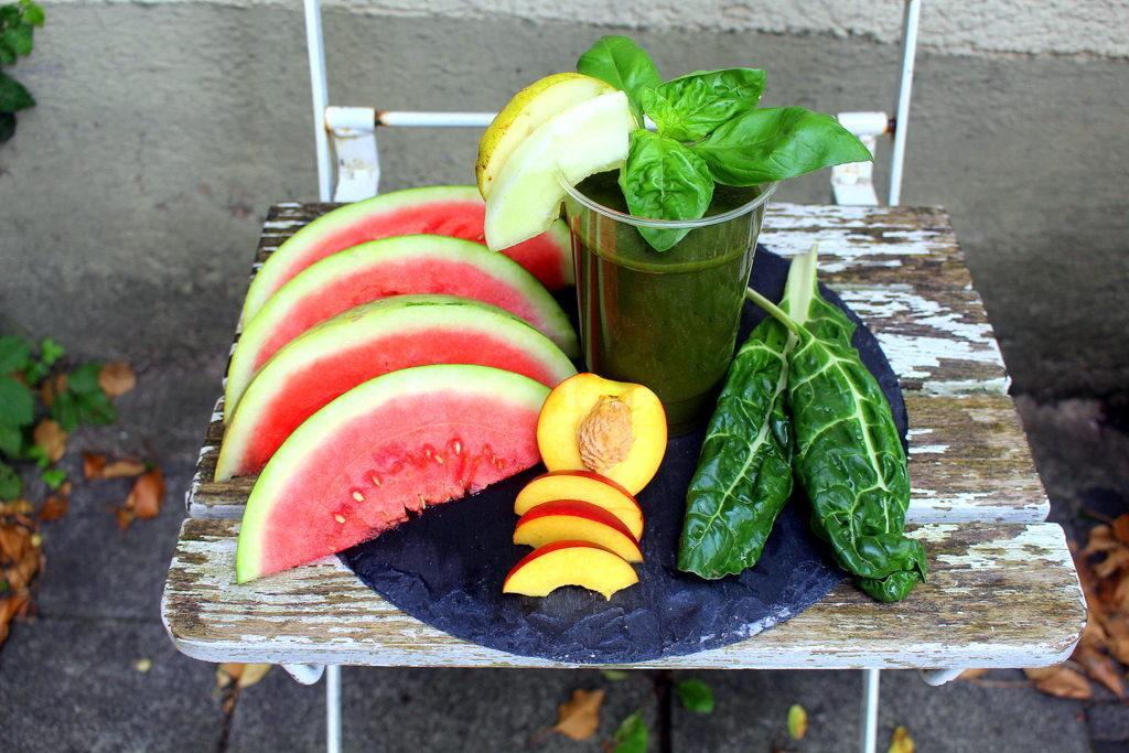 mr melon low carb smoothie zum abnehmen